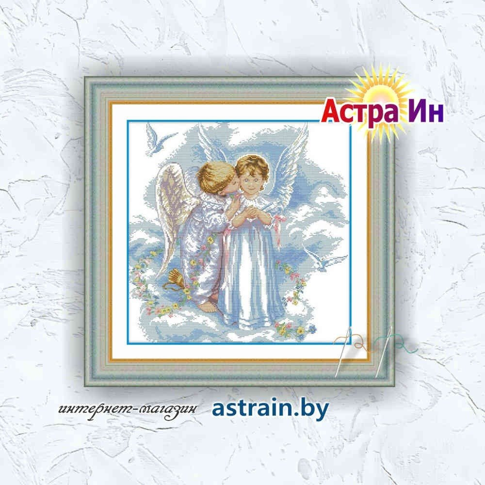 "035134 ""Angel Kisses (Поцелуй ангела)"" Dimensions"