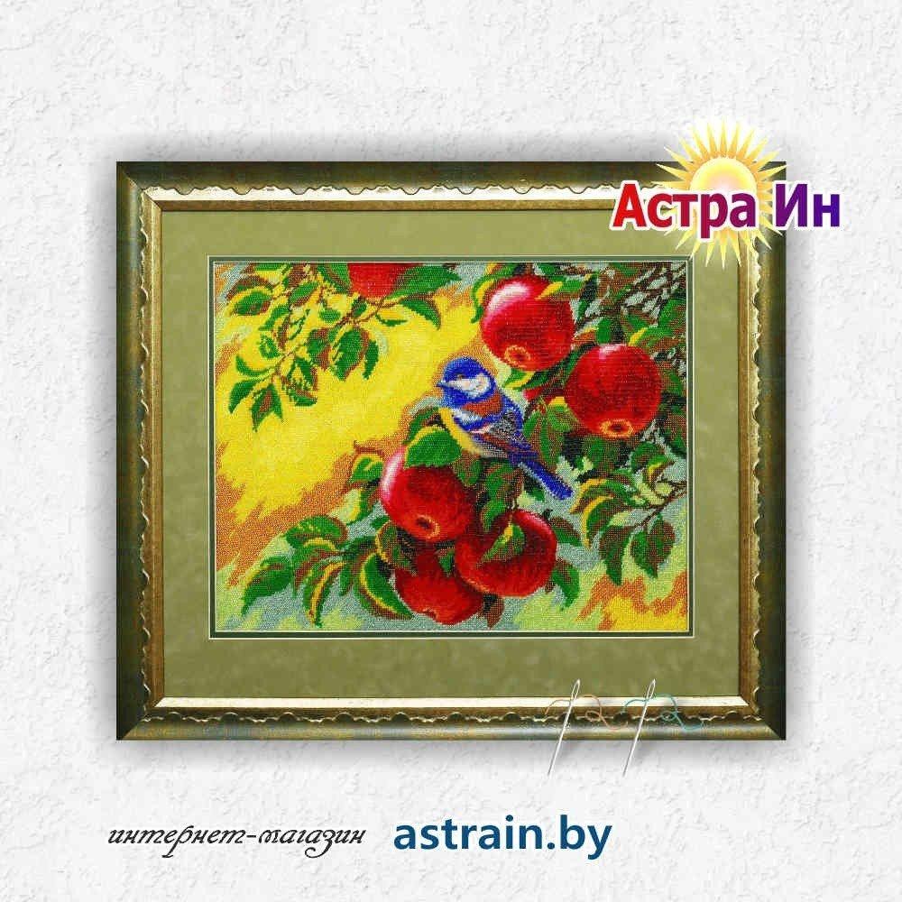 """Н-003Р """"Райские яблочки"""" Золотые Ручки"""
